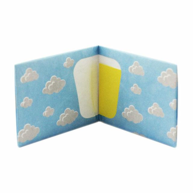 LIXTICK PAPER WALLET – CLOUD / LIXTICK