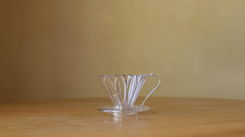 フラワードリッパー(樹脂製)1-2杯用 ※ペーパーは付属しません