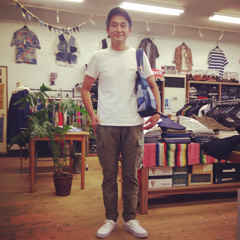 JAPAN BLUE JEANS(ジャパンブルージーンズ) ファティーギュ カーゴ JB2402