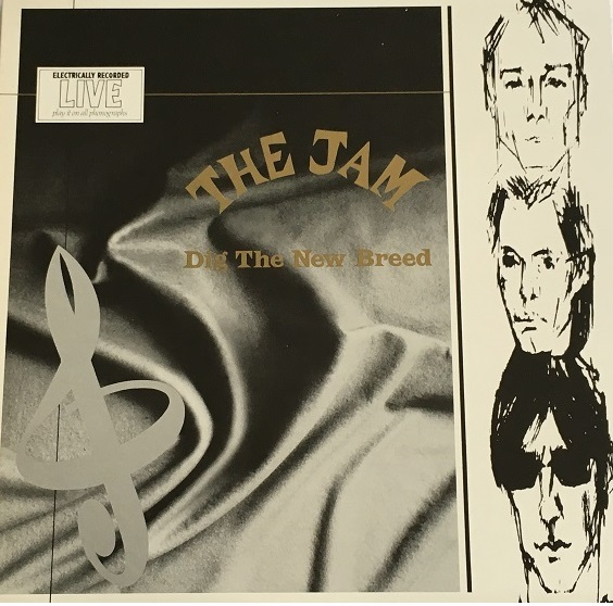 【LP・カナダ盤】The Jam / Dig The New Breed
