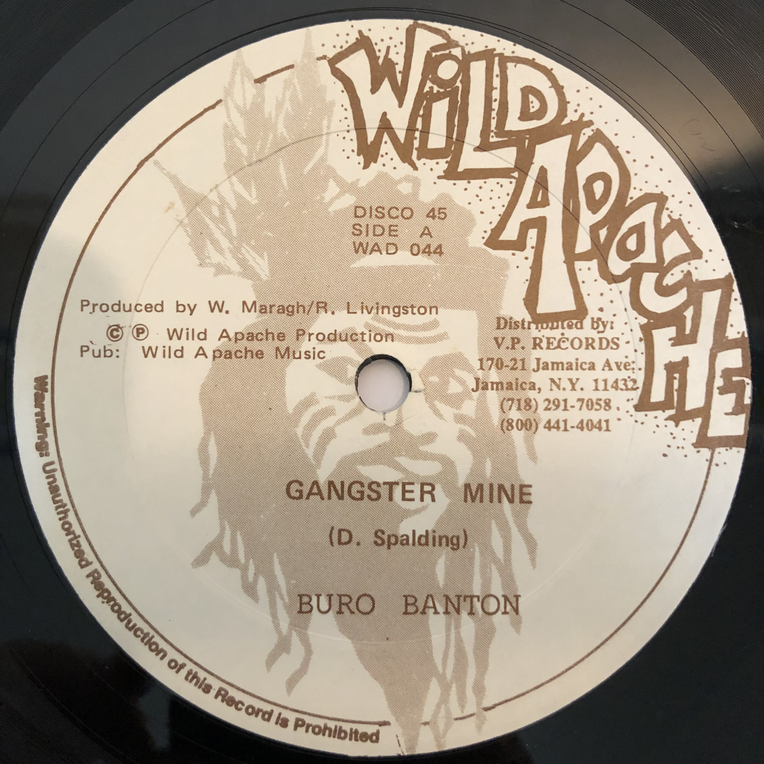 Burro Banton(ブロバントン) - Gangster Mine【12-50000】