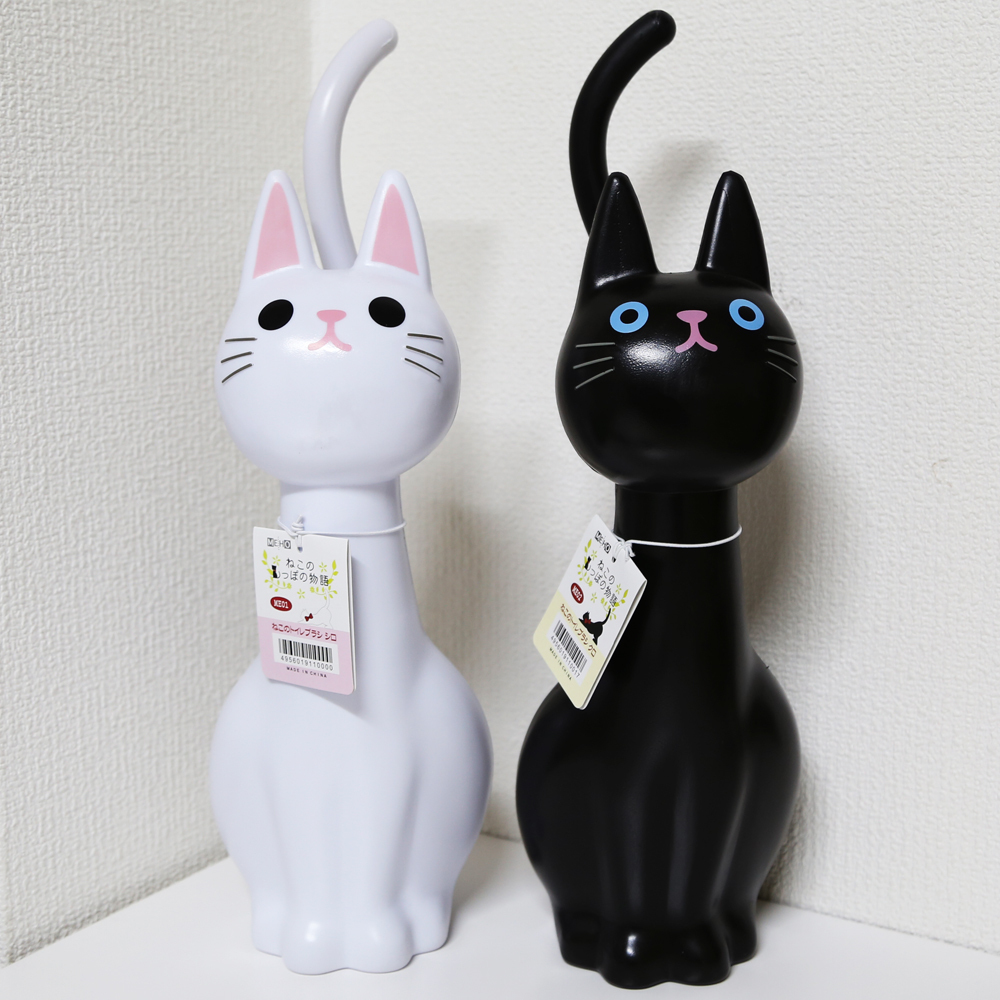 猫トイレブラシ(ねこのしっぽの物語)全2種類