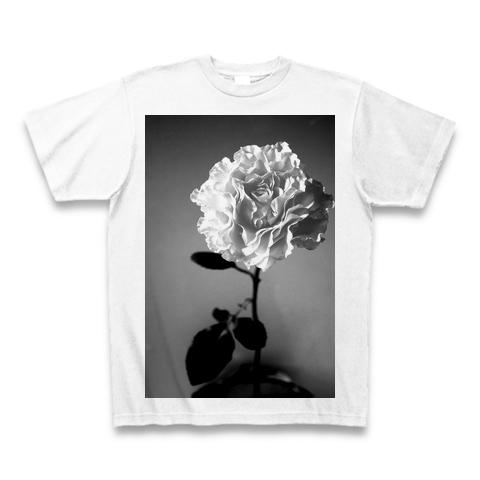 GOOD BOTANICAL  : black&white ROSE