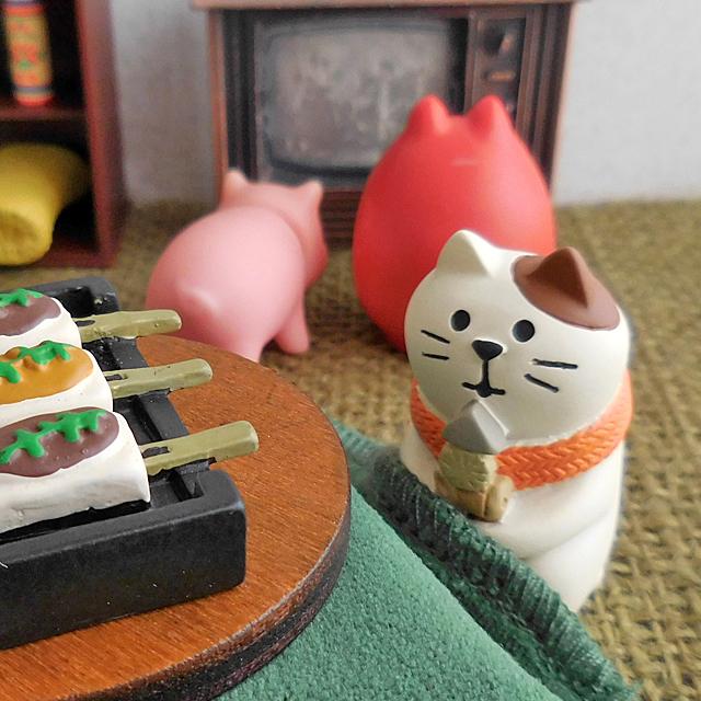 (264) デコレ コンコンブル おでん猫