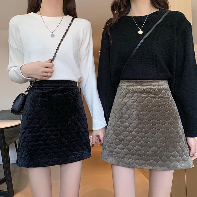 キルティングミニスカート 【quilting mini skirt】