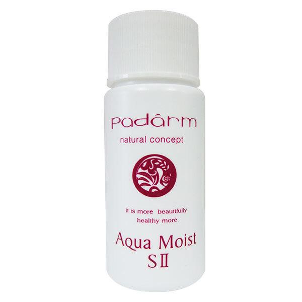 パダーム アクアモイスSII 30ml  4560177240488  paderm 無添加化粧水