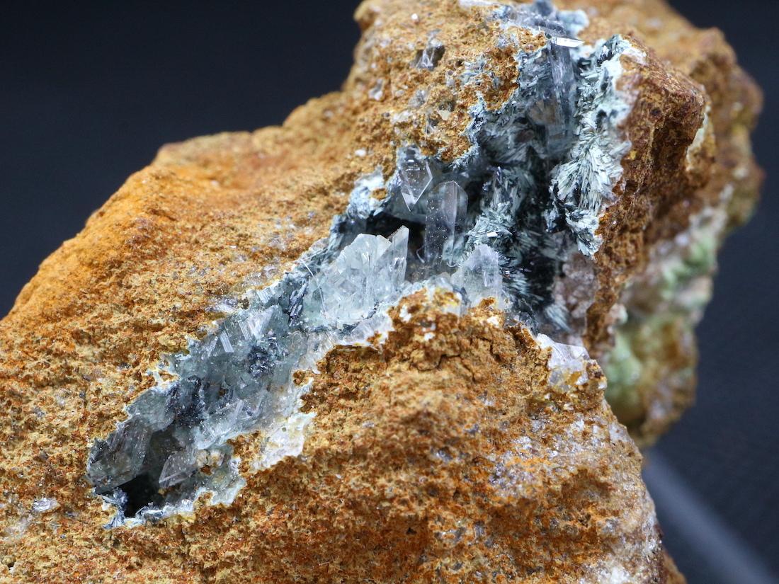 メキシコ産 ケティヒ石 亜砒藍鉄鉱   28,9g KTG001 鉱物 天然石 原石