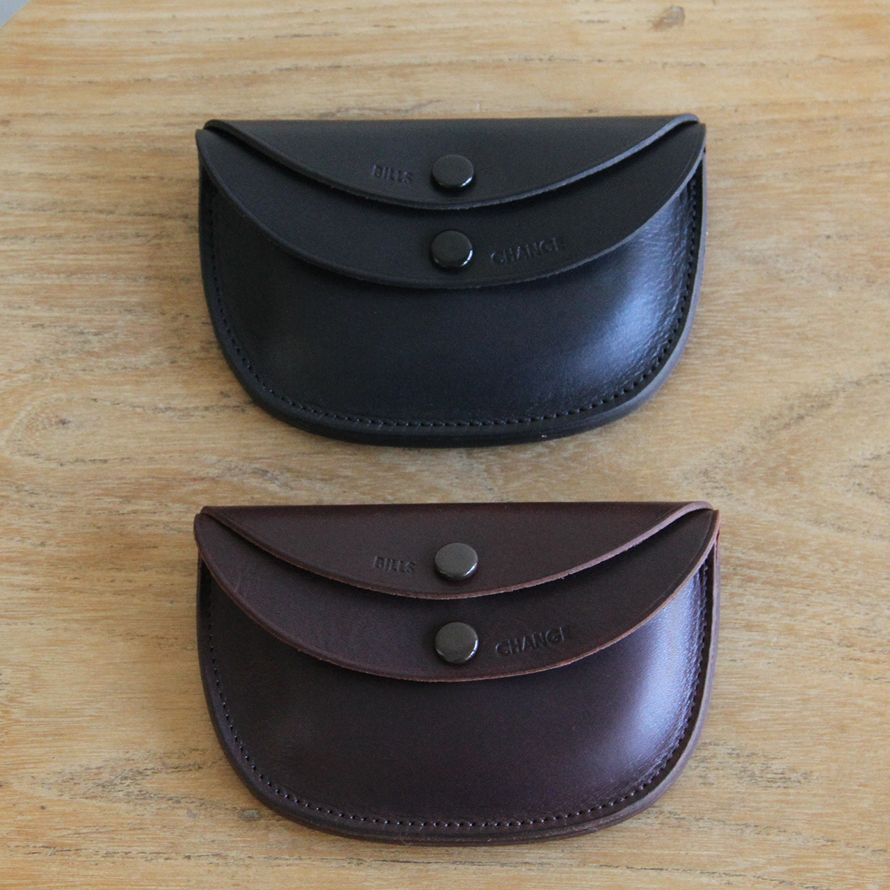 KAPTAIN SUNSHINE Made by PORTER【 mens 】new round wallet