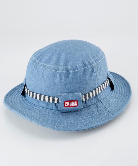2018年春夏新作 CHUMS (チャムス) TG Hat (TGハット) Chambray (シャンブレー) CH05-1070