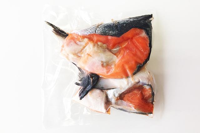 「銀鮭かま」 無塩だからいろんな料理に大活躍