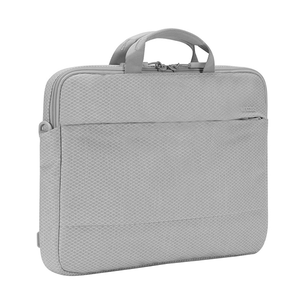 INCASE City Collection Brief II - Cool Gray Diamond