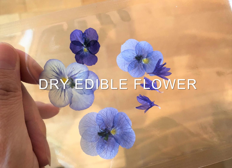 ※乾燥食用花(ドライエディブルフラワー)についてのご案内