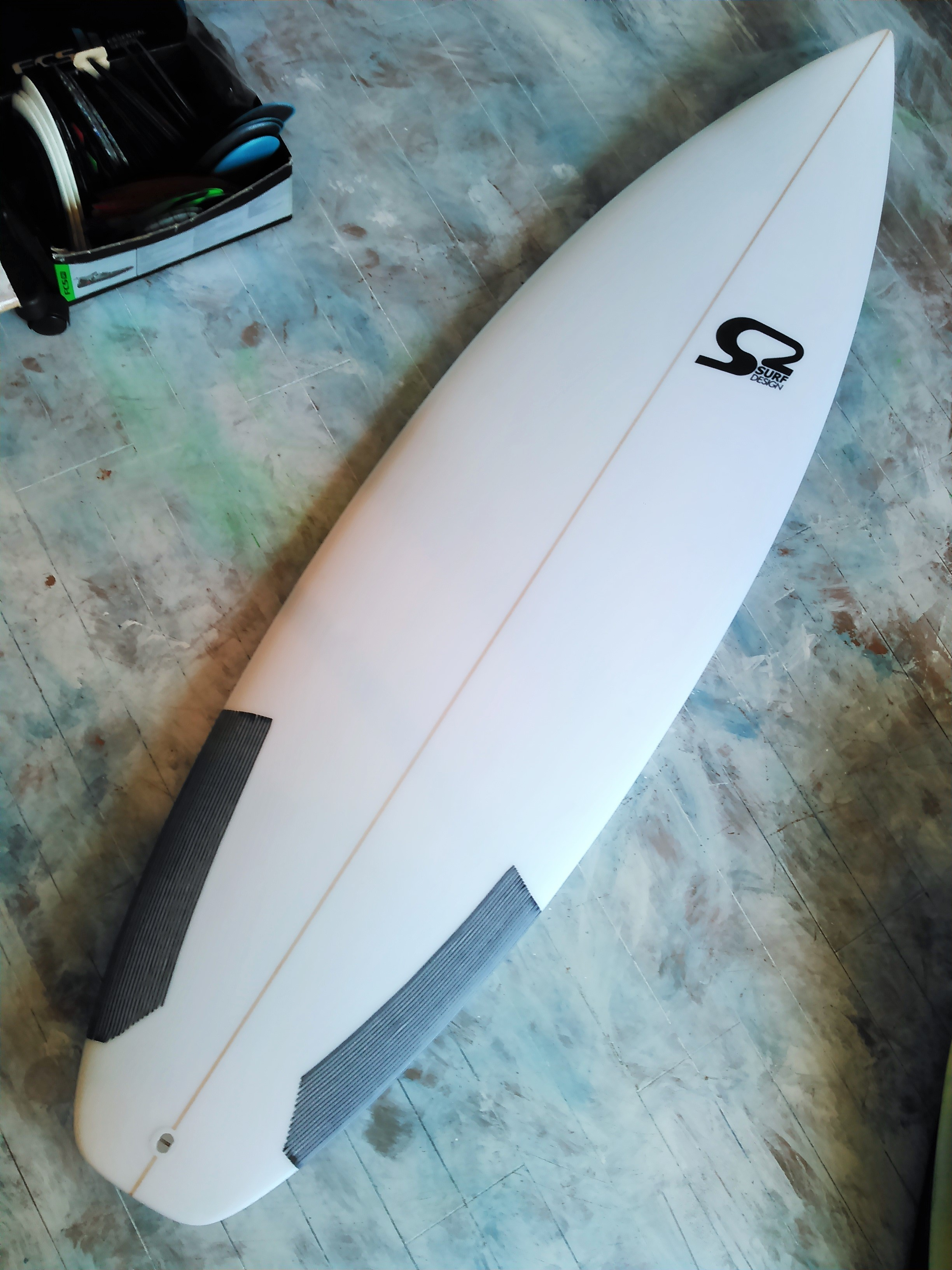 S2 SURF DESIGN ADVANCED-NF