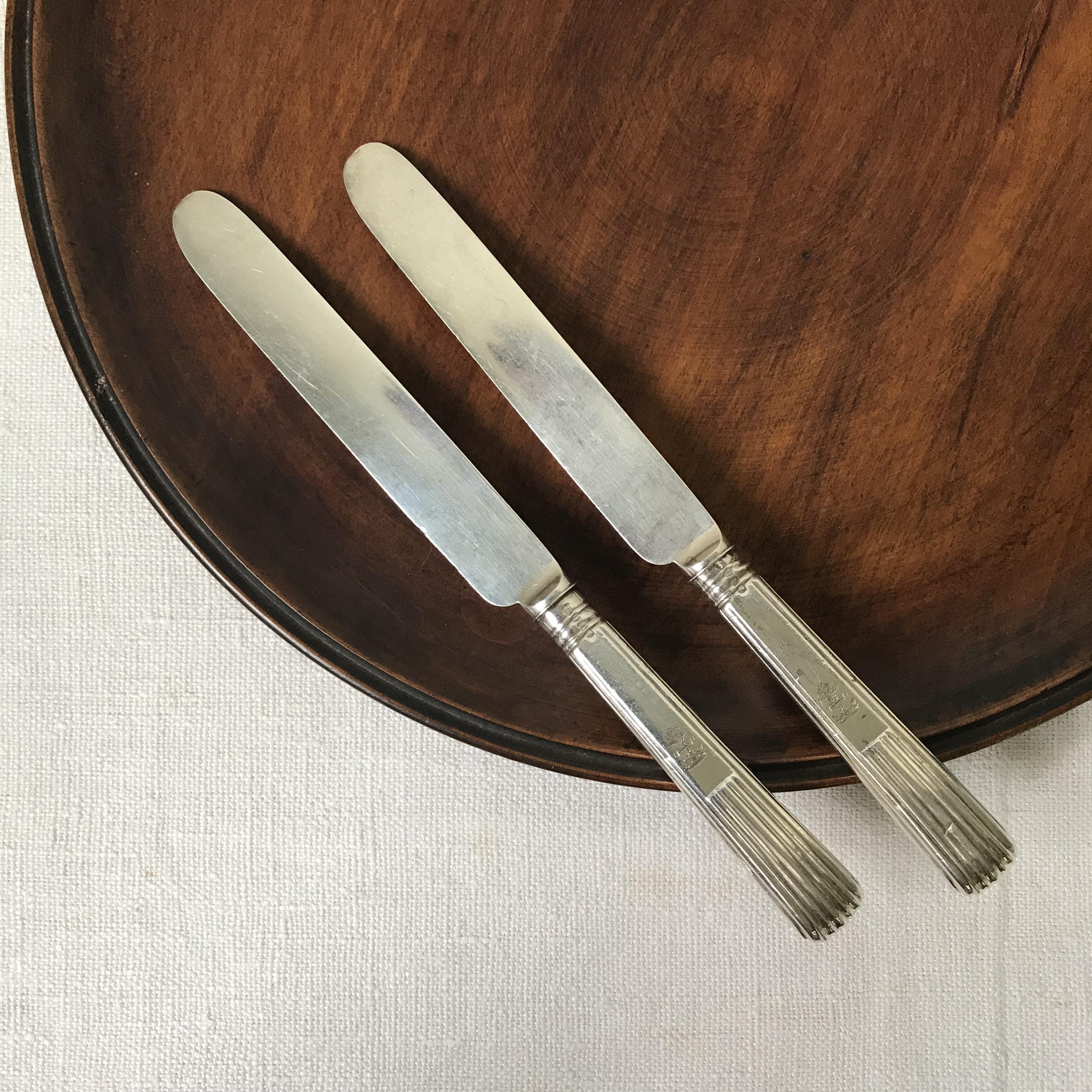 1862年のシルバーナイフ