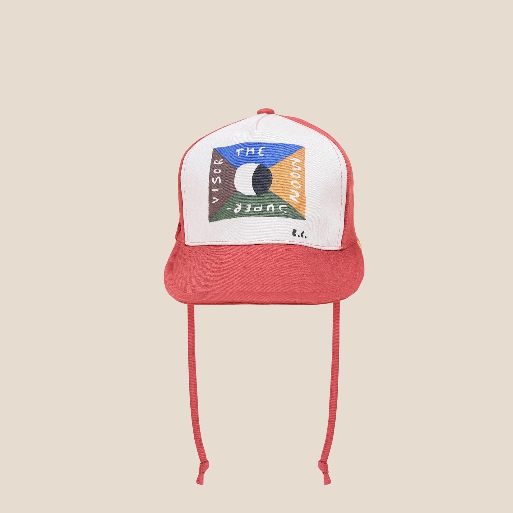 《BOBO CHOSES 2020AW》Flag Patch Cap / kids