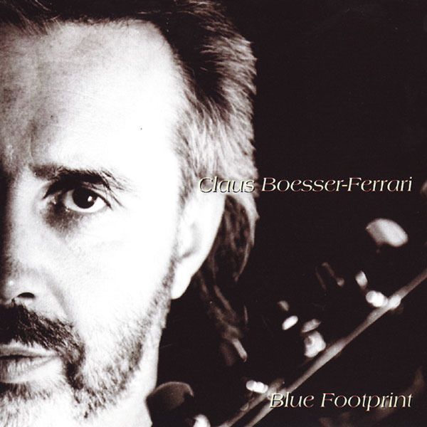 AMC1066  Blue Footprint /Claus Boesser-Ferrari   (CD)