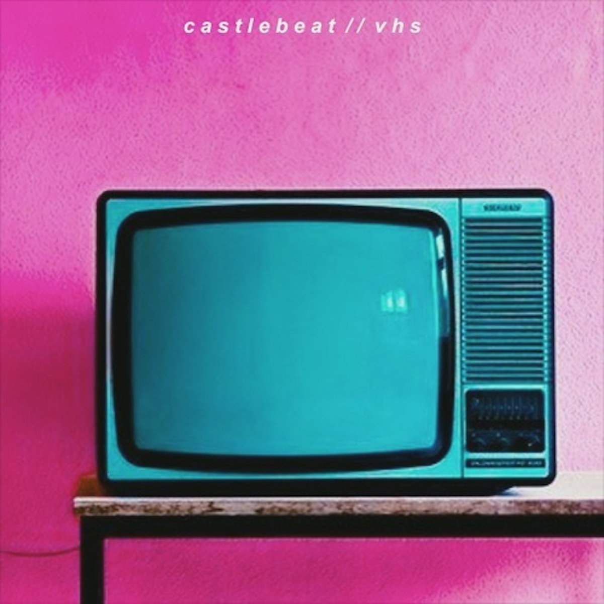 CASTLEBEAT / VHS(500 Ltd LP)