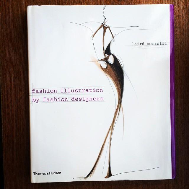 ファッションの本「Fashion Illustration by Fashion Designers」 - 画像1