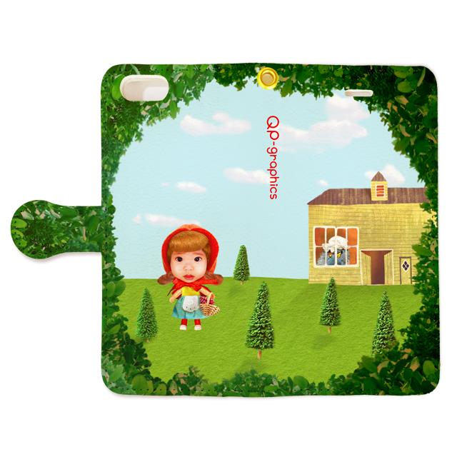 akazukin smartphone case