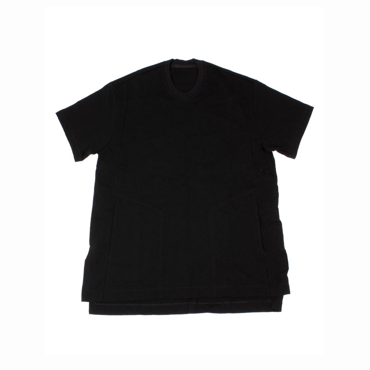 698CUM1-BLACK / オーバーサイズカットソー