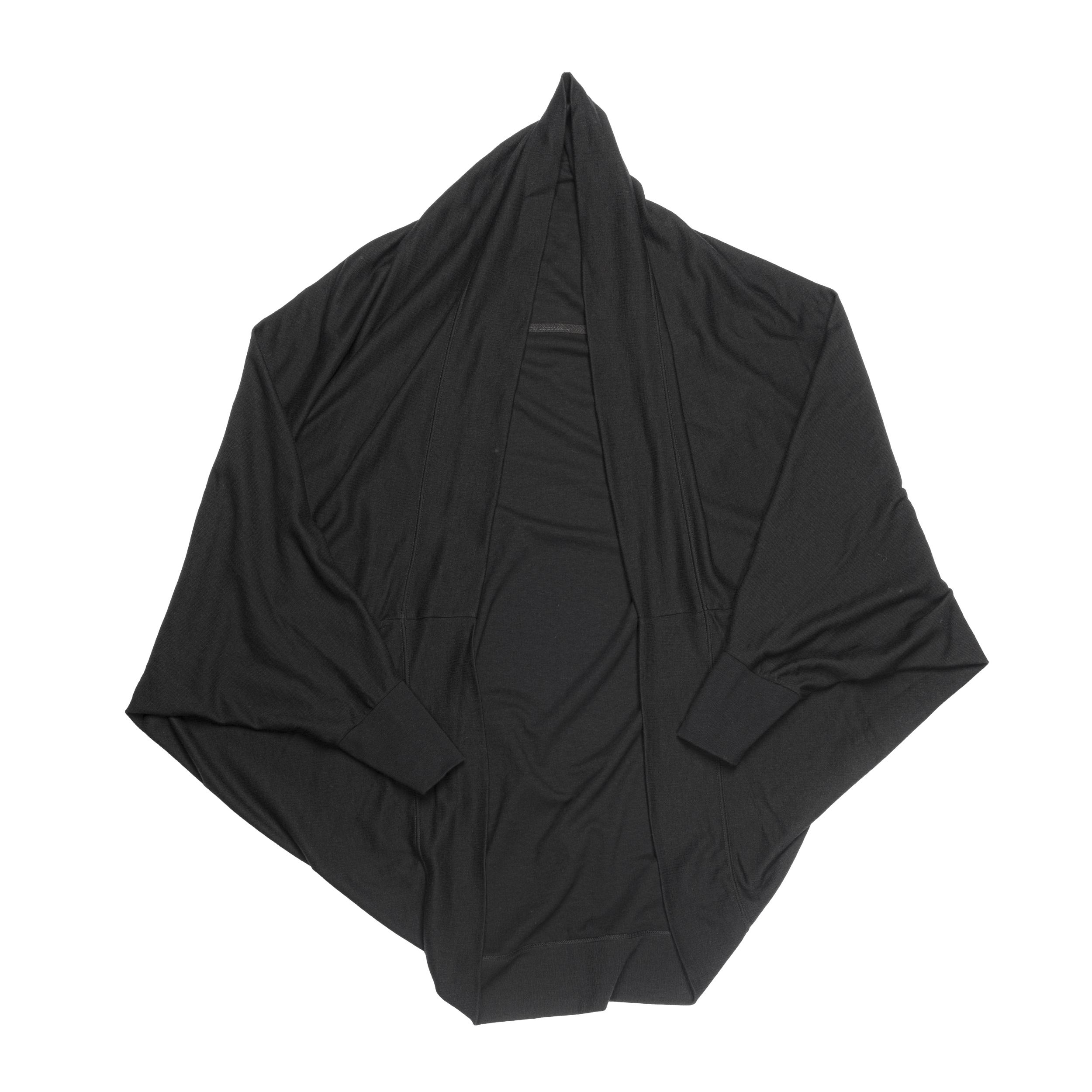 667CUM2-BLACK / コクーンジャケット