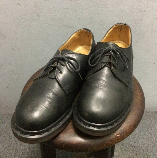 England製 Dr.Martens Leather Shoes
