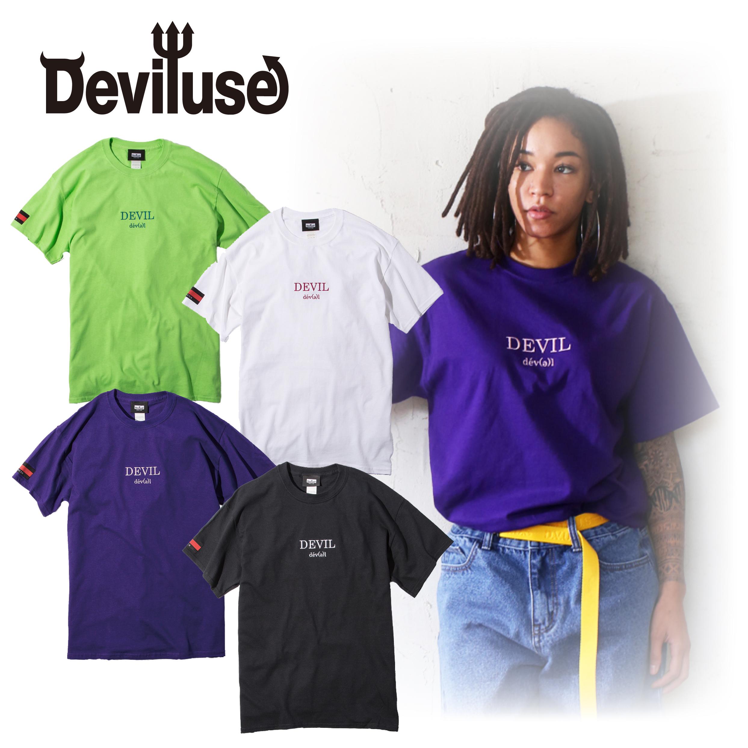 Deviluse(デビルユース) | DEVIL T-shirts