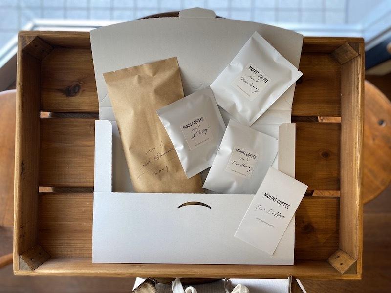 MOUNT COFFEE  お試しセット(クリックポスト対応)