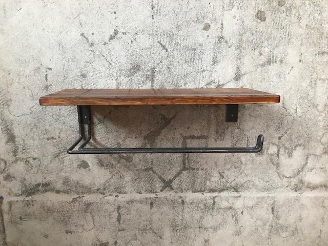 wood paper holder(L)
