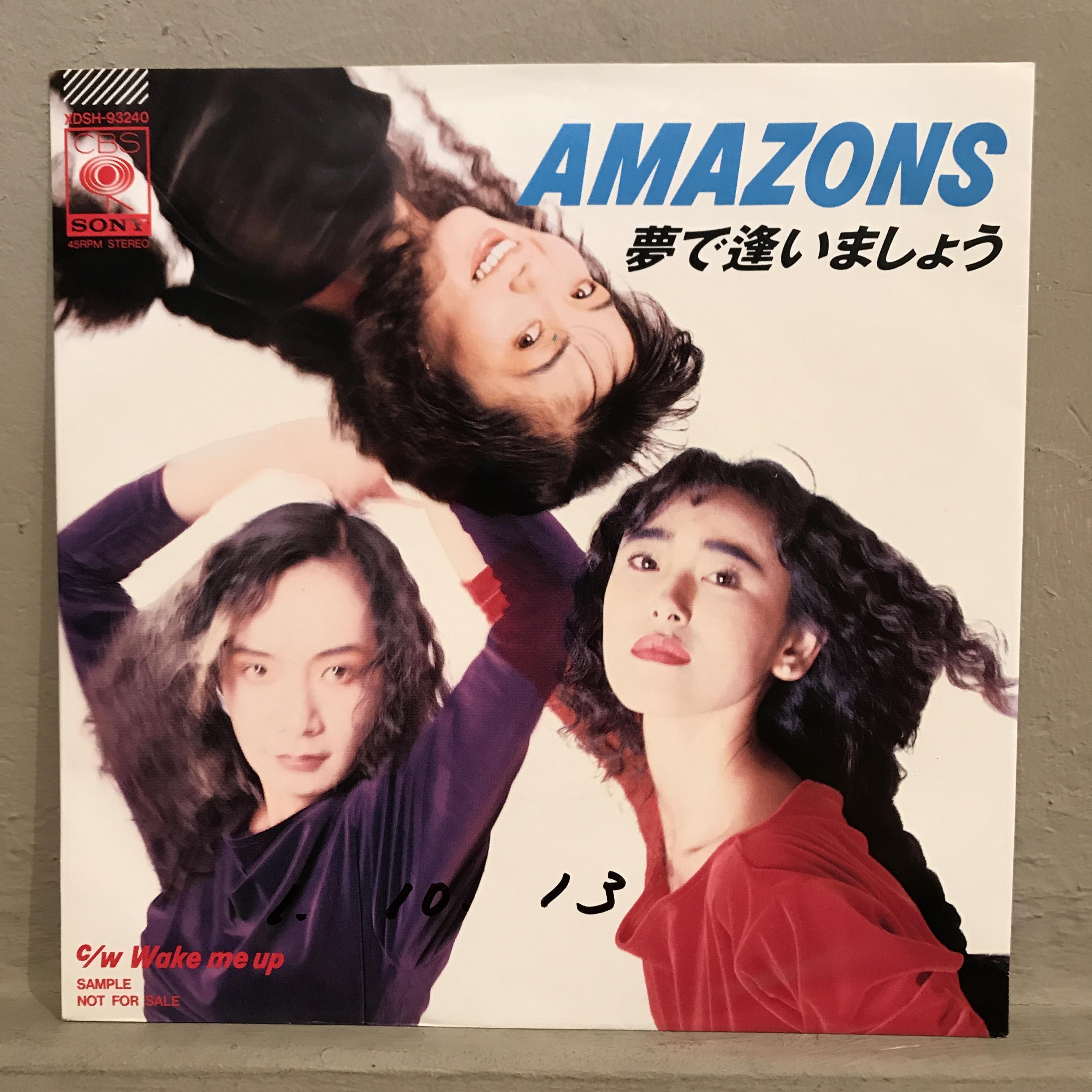 ●AMAZONS/夢で逢いましょう