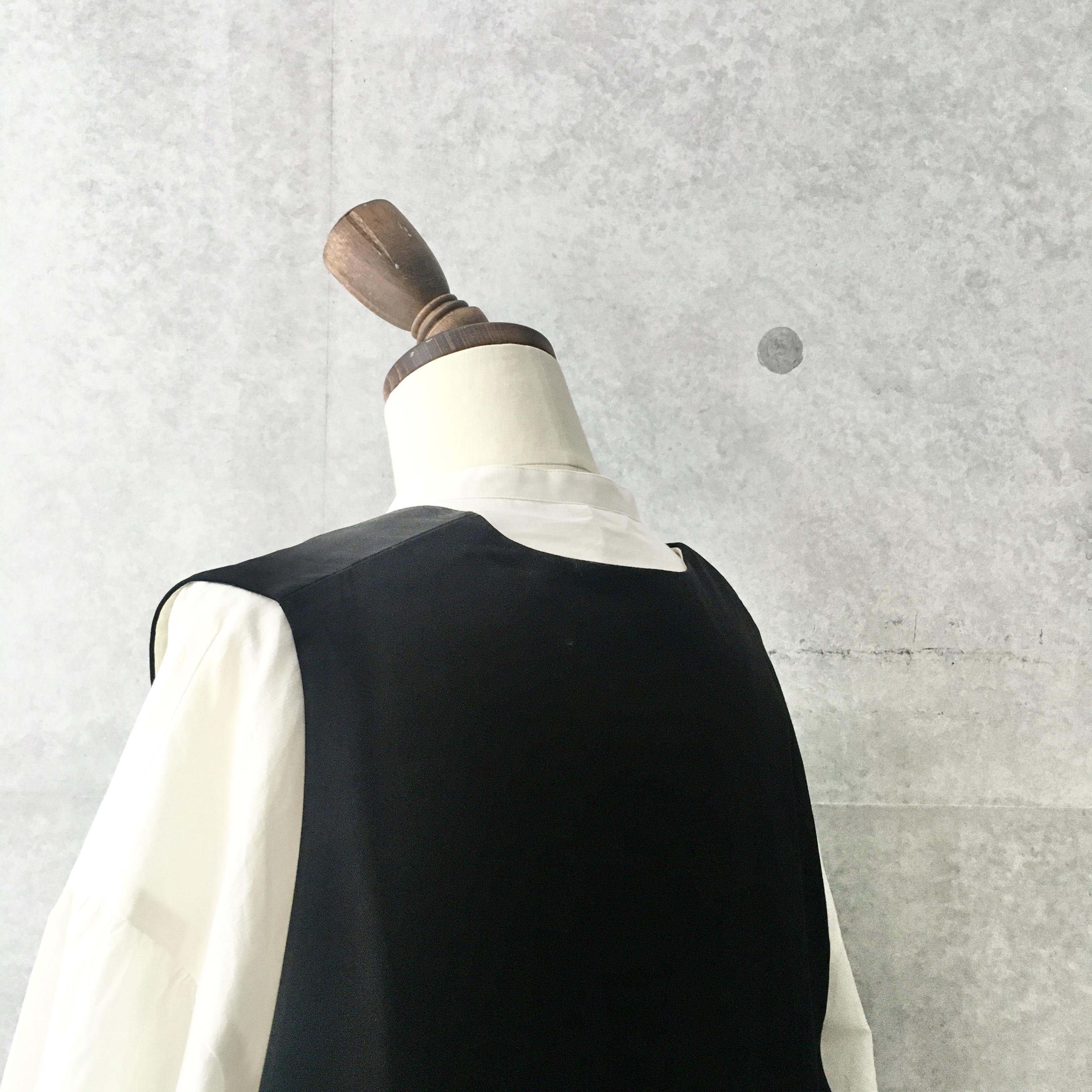 cion Vネックジャンパースカート