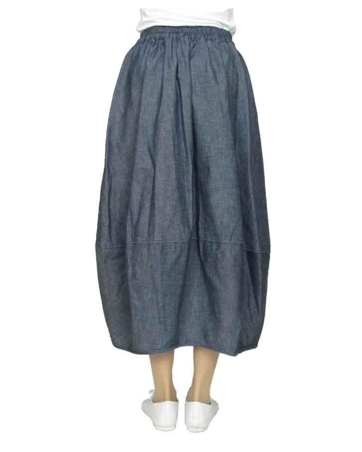 FS tack cocoon skirt Lot:25010 - 画像4