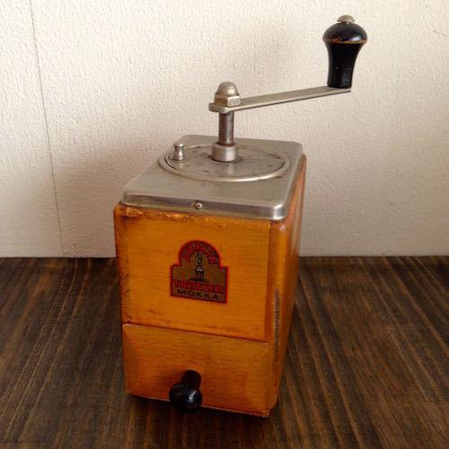 Vintage Coffee Grinder #1