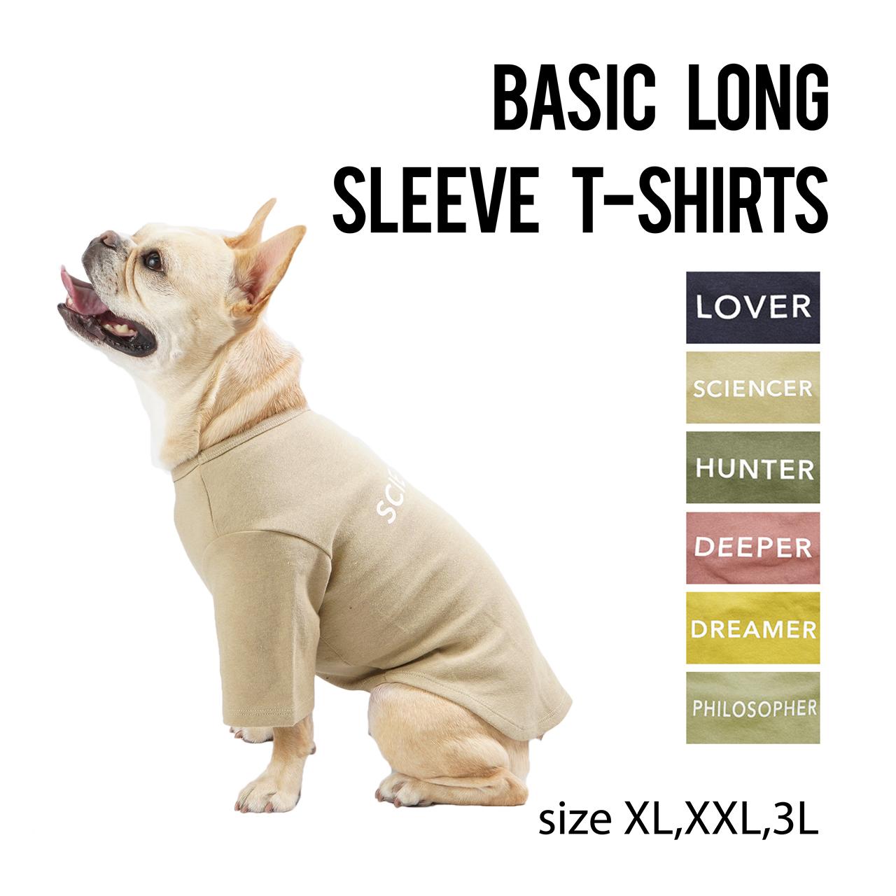 MB LONG SLEEVE T-SHIRTS(XL~3L) MBロングスリーブTシャツ