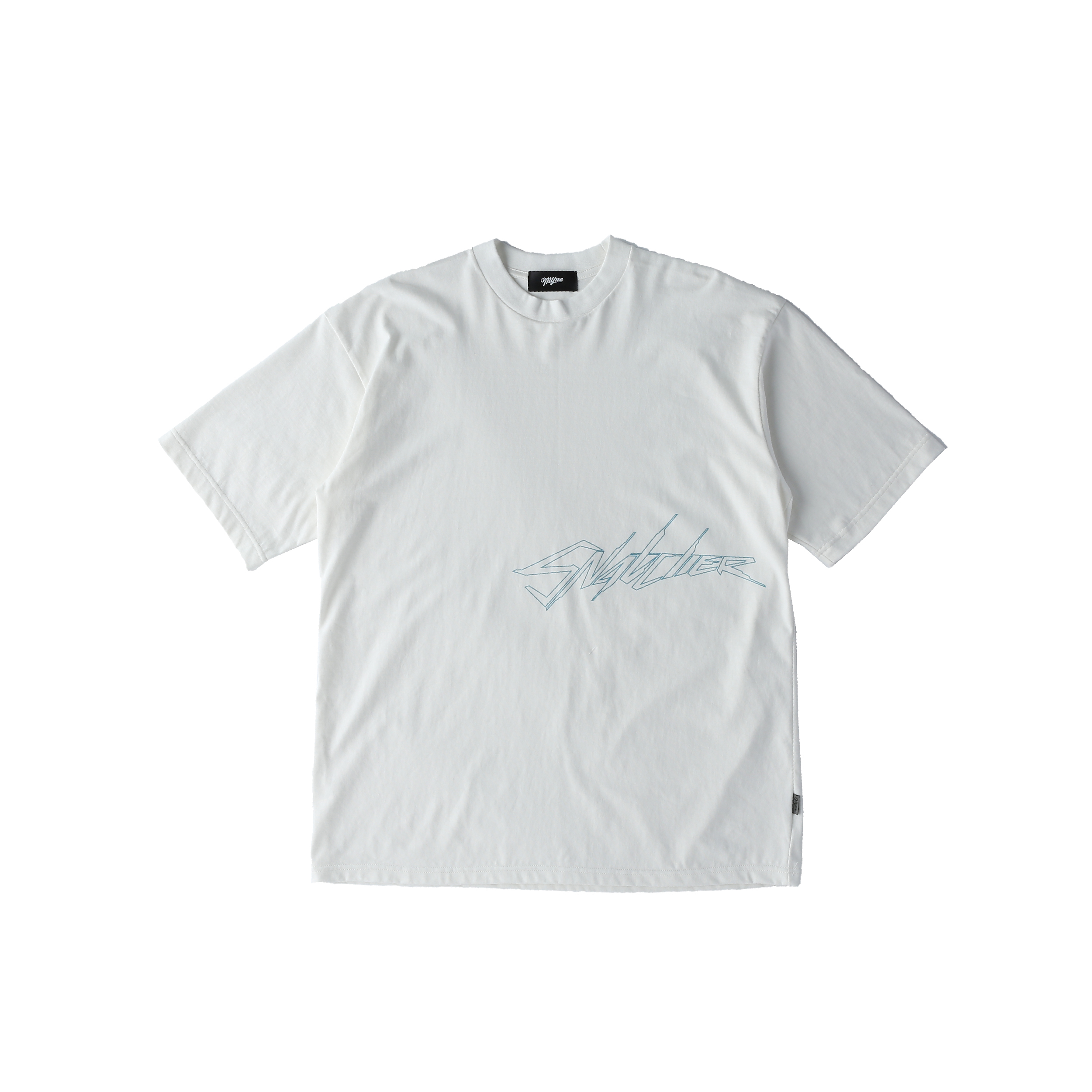 SNATCHER T-shirt / WHITE  - 画像1