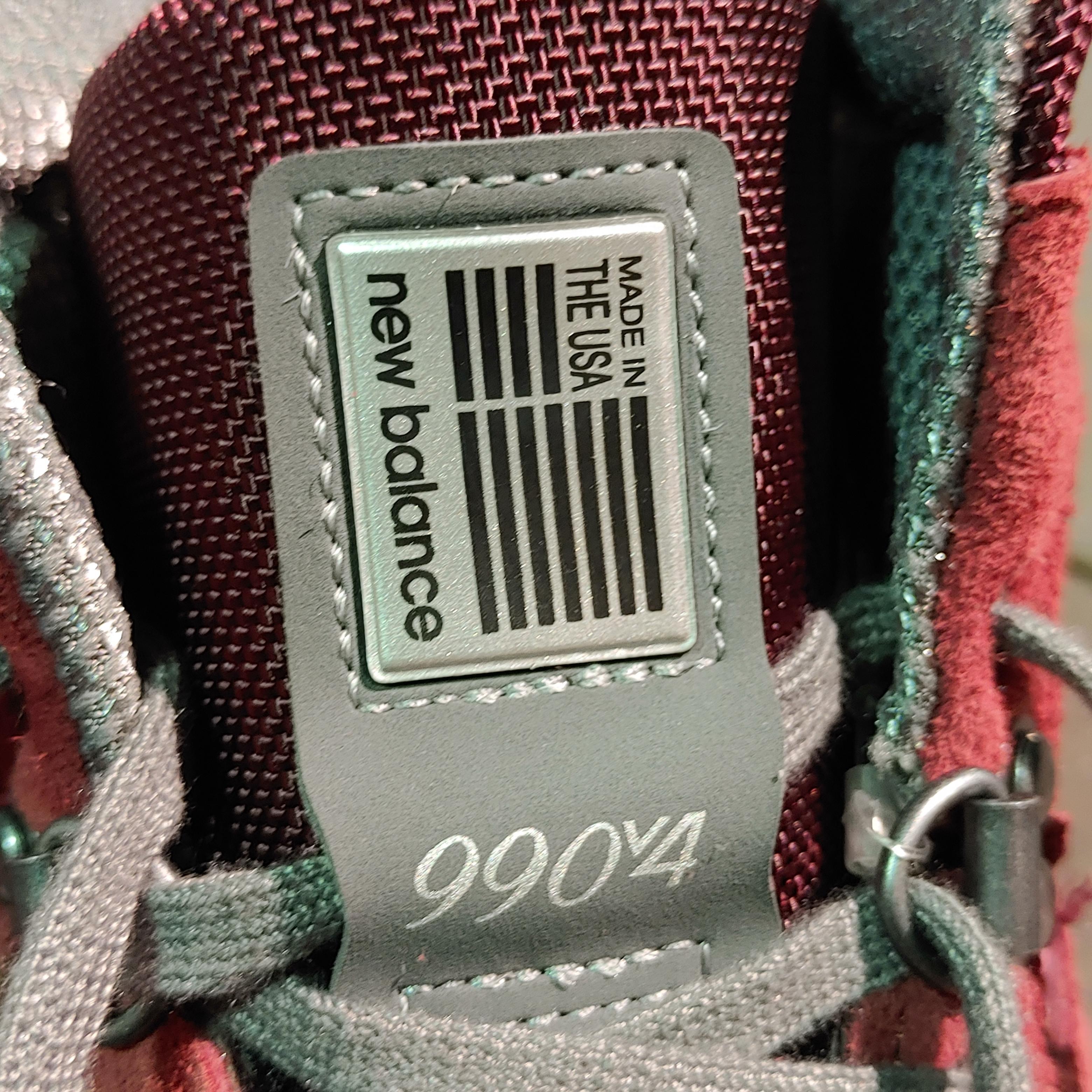 【USA】New Balance 990v4 MID CUT(US 8.5)