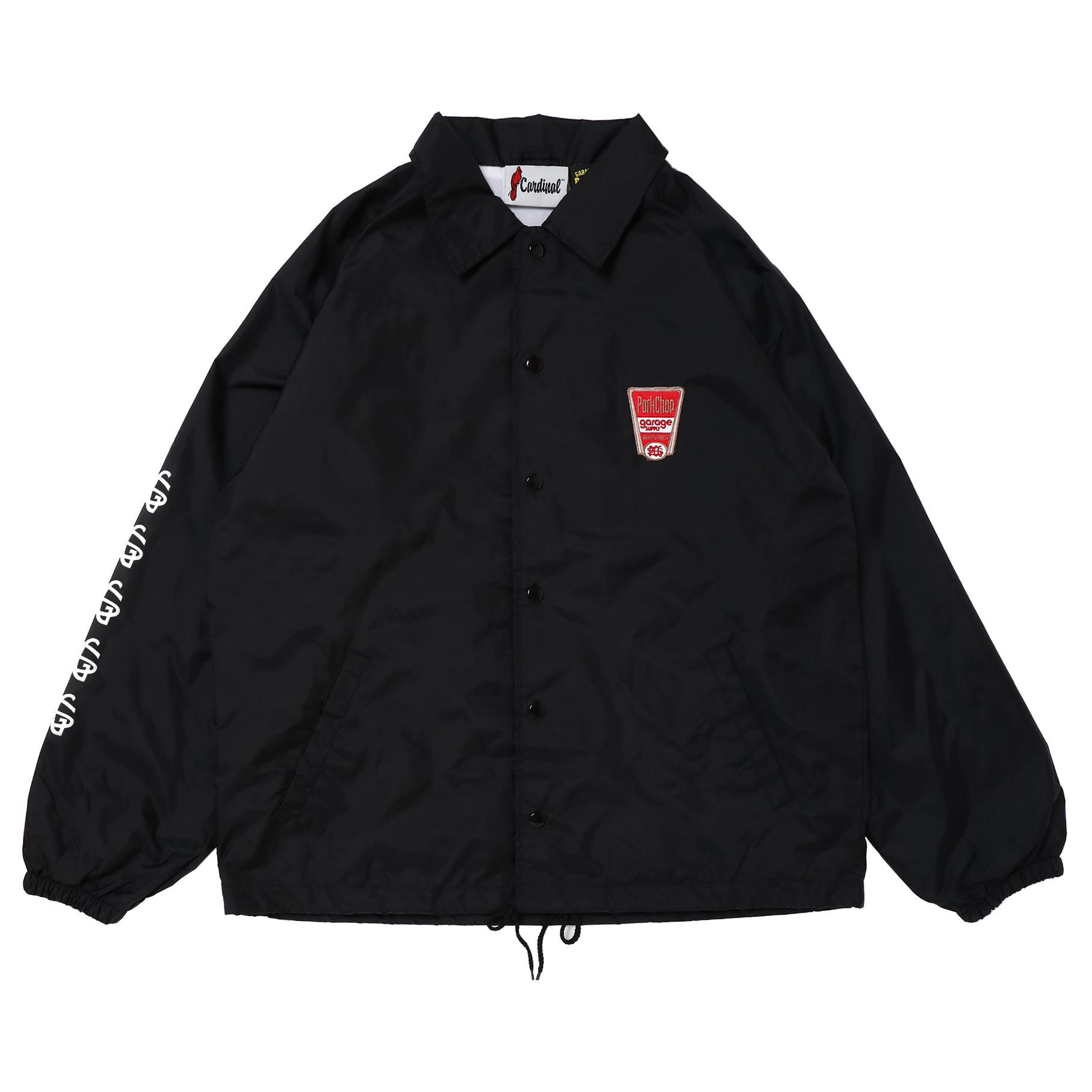 FINEST COACH JKT/BLACK