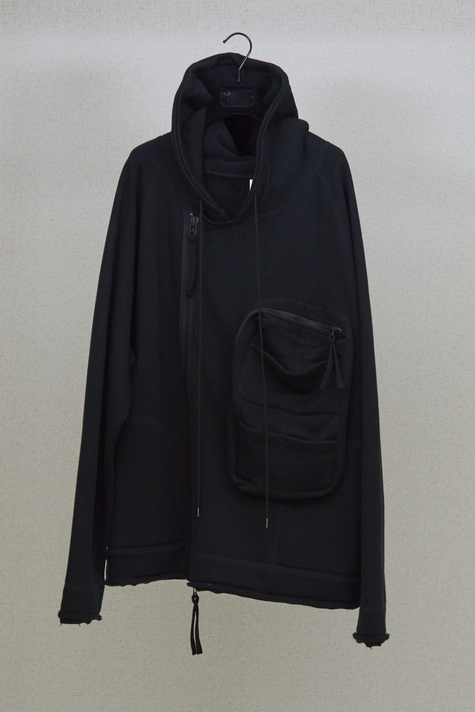 【HUMIS】 DEFORMATION MILITARY RAGLAN SWEAT PARKA