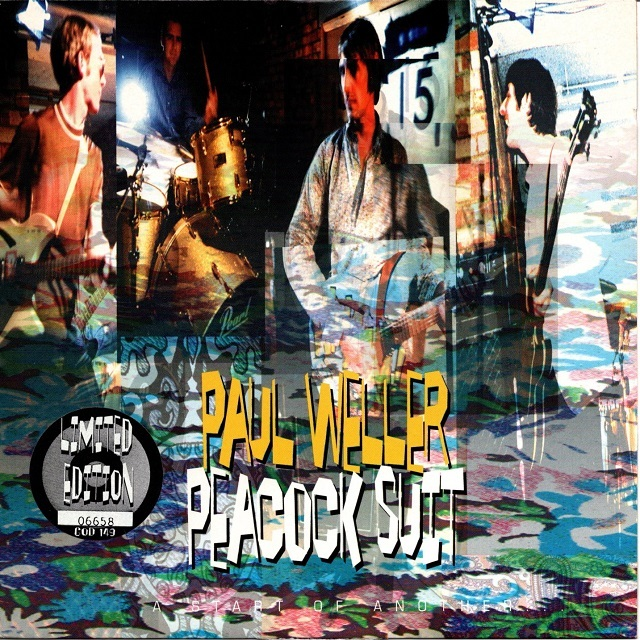 【7inch・英盤】Paul Weller / Peacock Suit ( Limited Edition)
