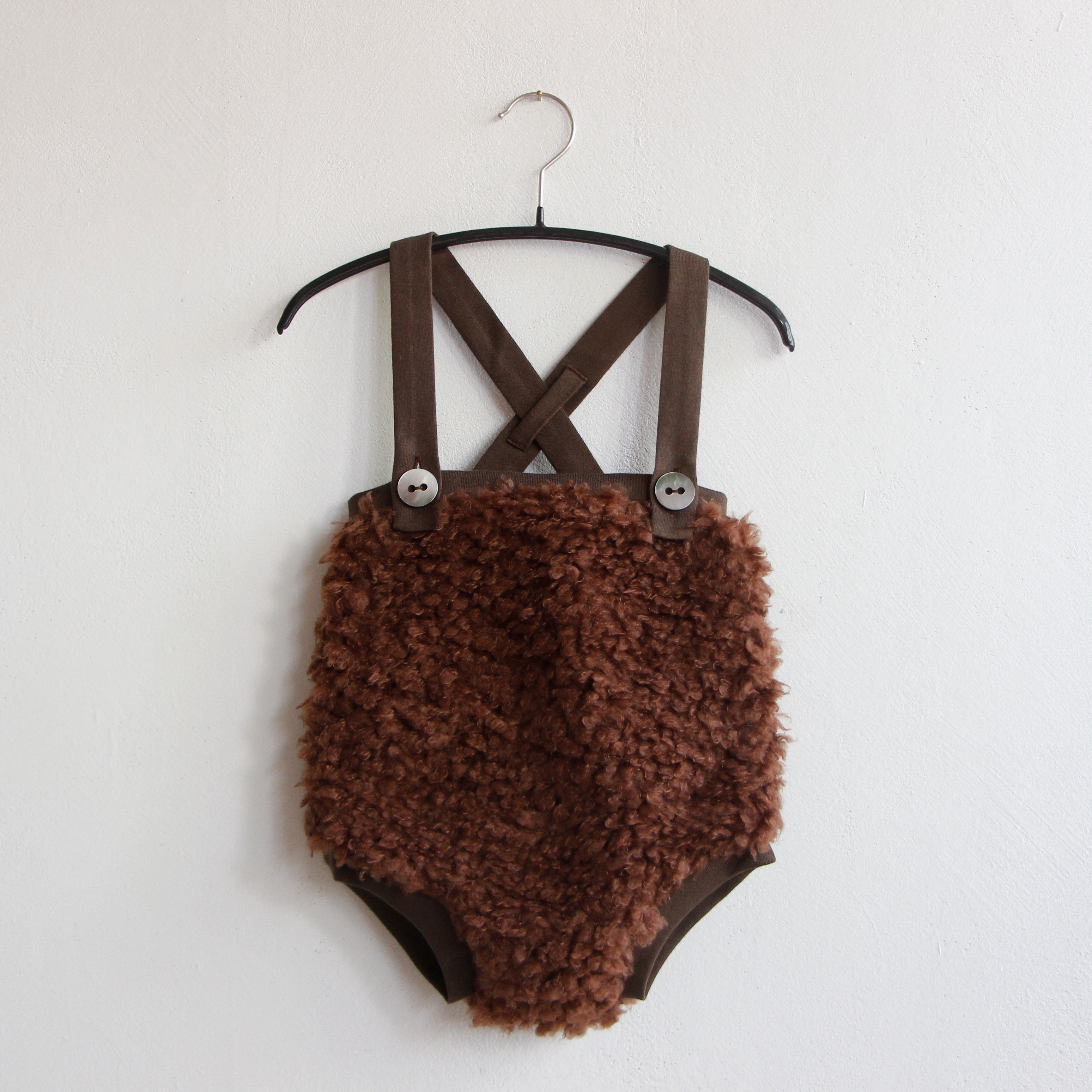《mimi poupons 2020AW》ファロペット / brown