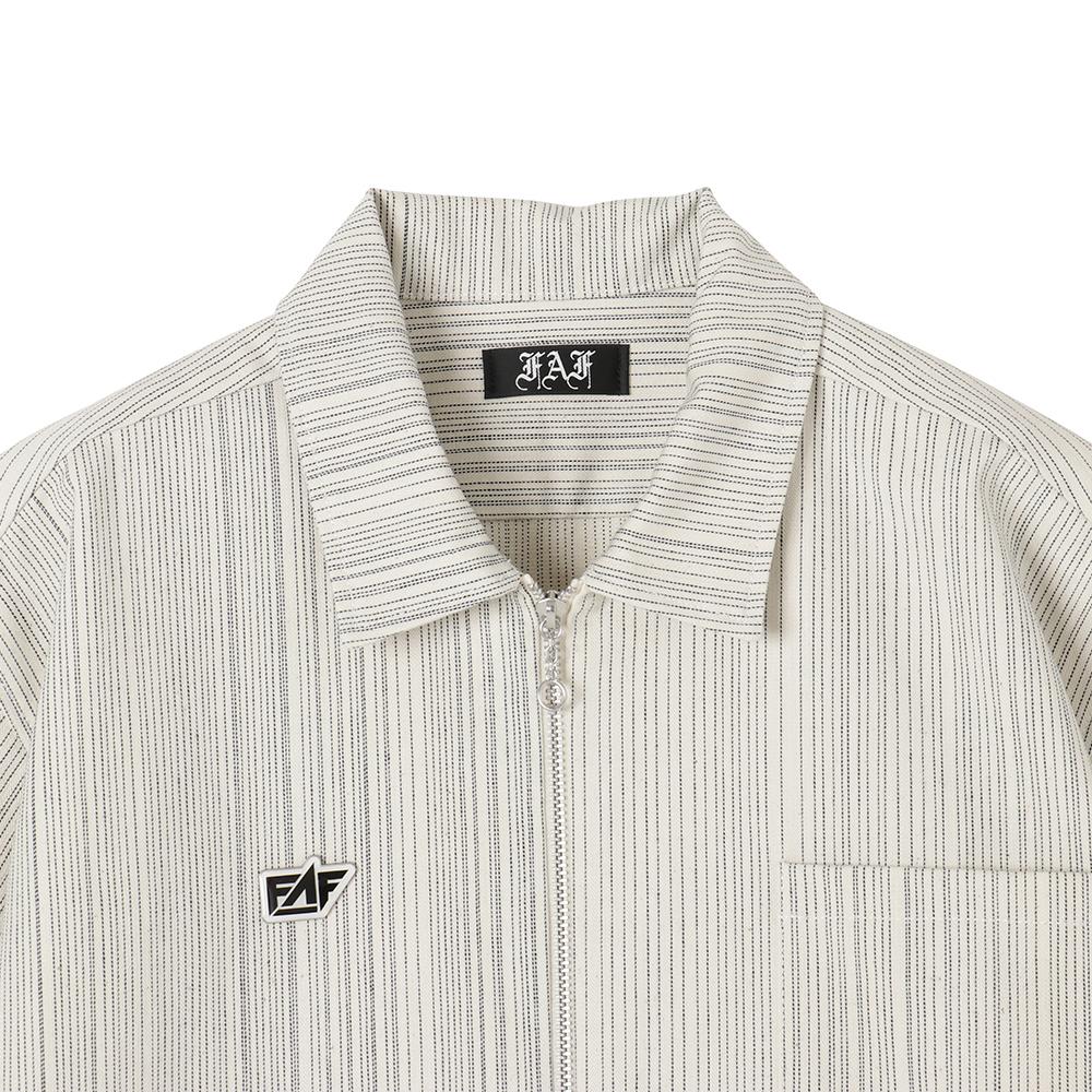 Hickory Zip Shirts - 画像3