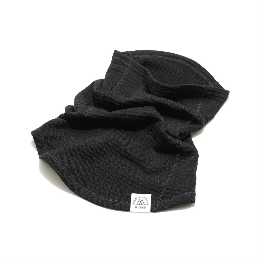 RIDGE MOUNTAIN GEAR / GRID MERINO LONG NECK GAITER