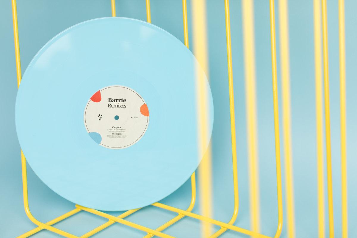 Barrie / Singles(Ltd 12inch EP)