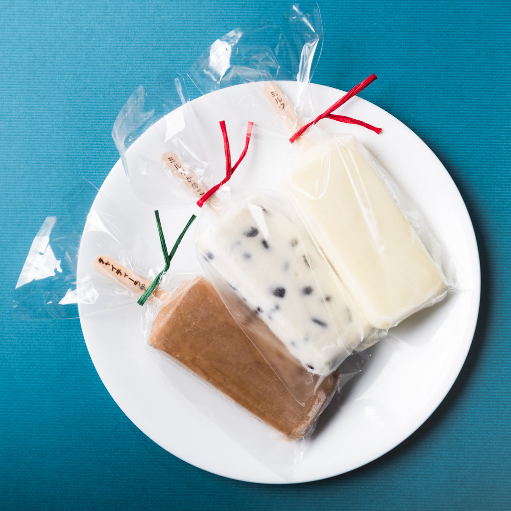 アイスキャンディー 3種15本