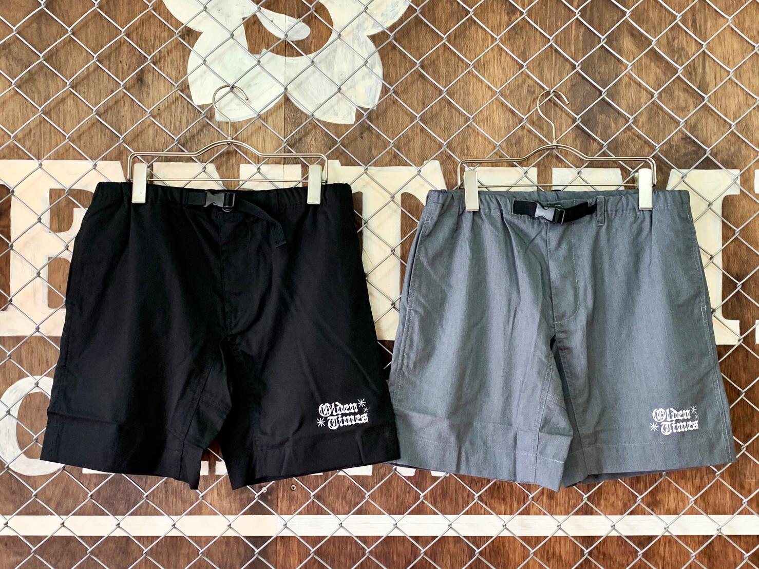【新作/2色展開】CLIMBING SHORT PANTS