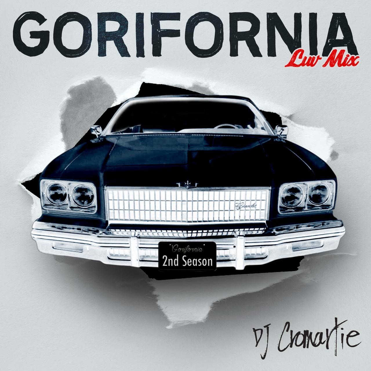 [MIX CD] DjCromartie / Gorifornia LUV Mix 2nd Season