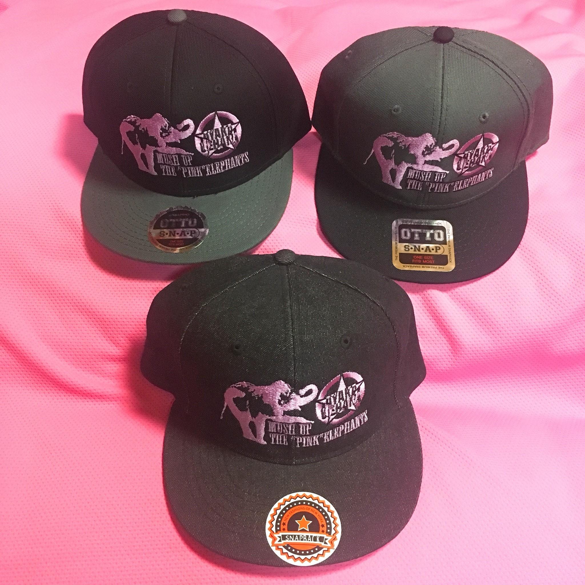 CAP(pink elephant) / AYAKA UEHARA