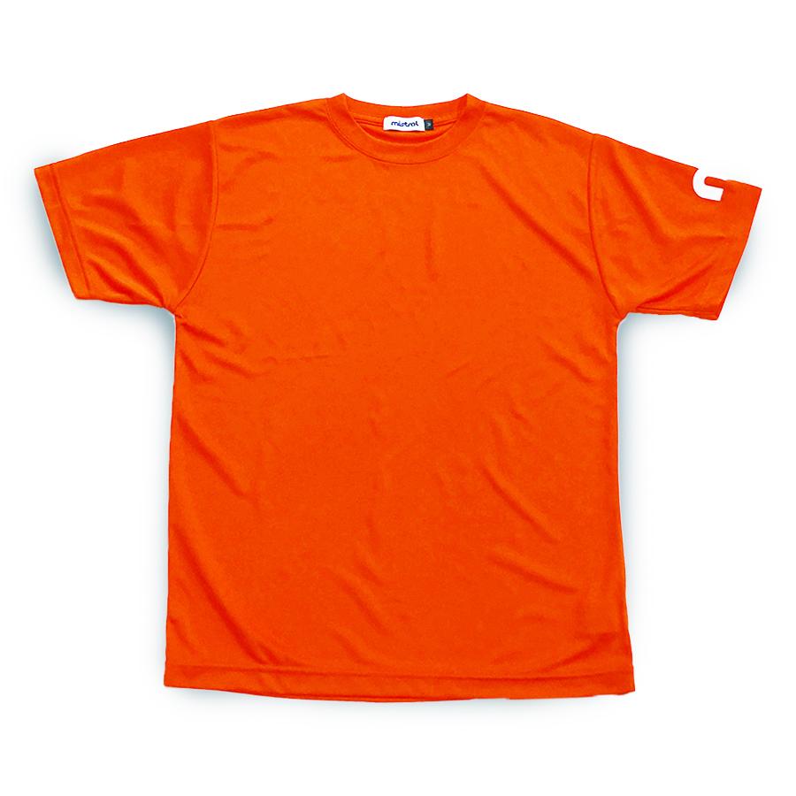 ミストラル ユニセックス [ ミストラル ドライTシャツ ] ORANGE