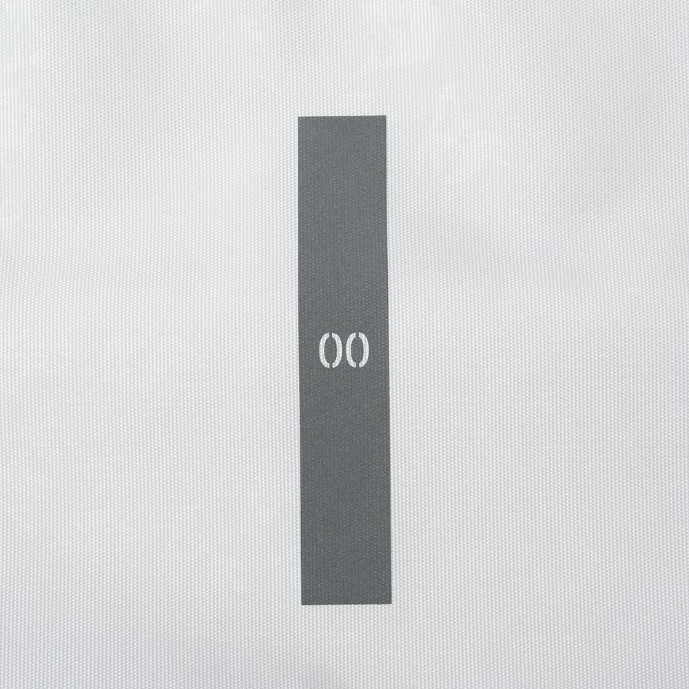 EVA W HANDLE TOTE by beruf (ホワイト(レイ))  / RADIO EVA