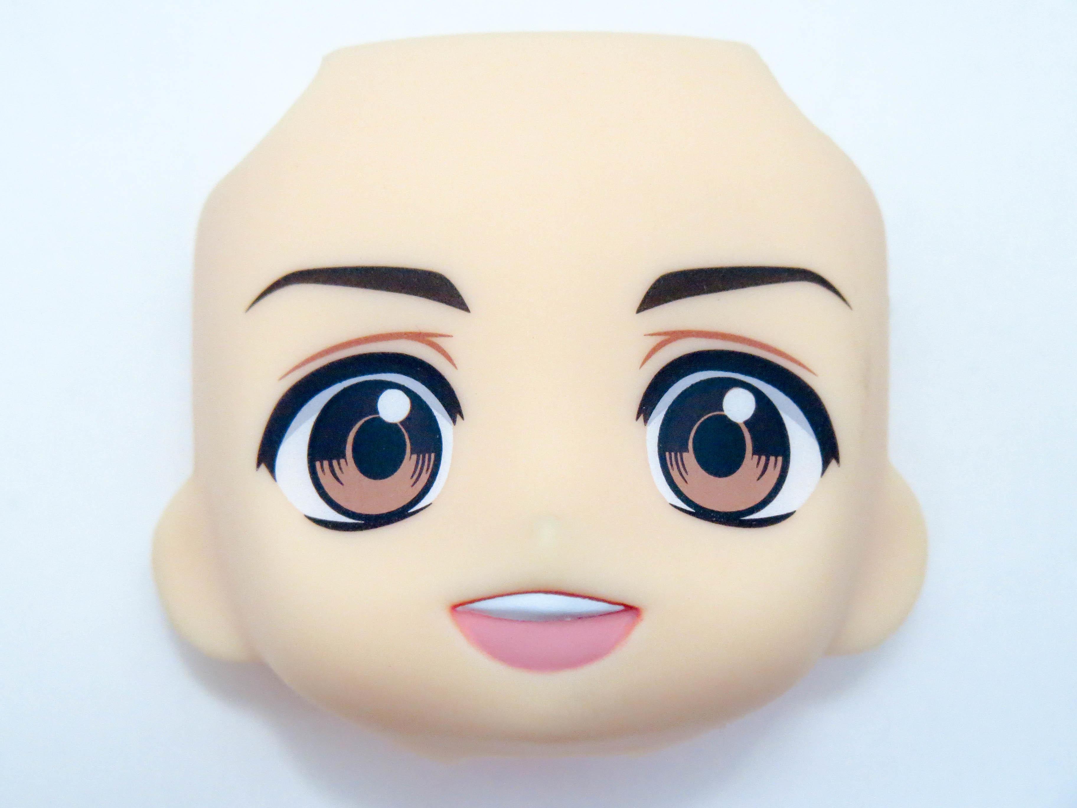 【848】 富士田多々良 顔パーツ 普通 ねんどろいど